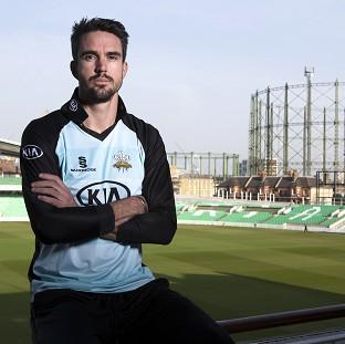 Kevin Pietersen will be in action at the Oval on Friday
