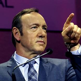 Kevin Spacey snapped at an audience member whose phone rang during his one-man play