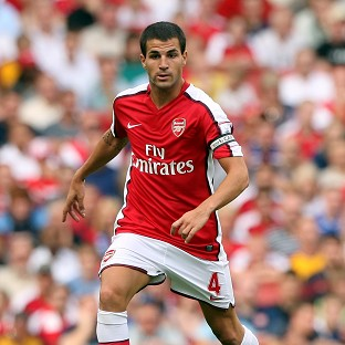 Cesc Fabregas is unlikely to return to Arsenal