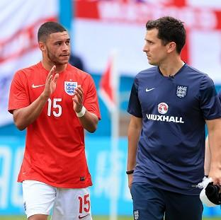 Alex Oxlade-Chamberlain could miss three weeks of action