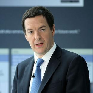 Hampshire Chronicle: George Osborne said the Government needs to be alert to the build-up of debt in the housing market