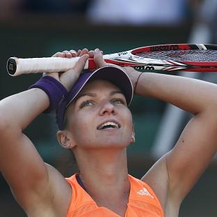 Hampshire Chronicle: Simona Halep is in her first grand slam final (AP)