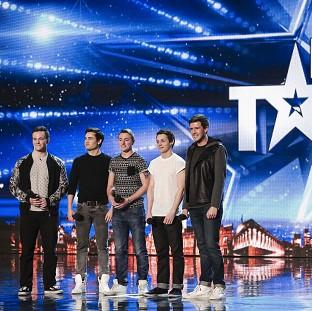 Collabro won this years' Britain's Got Talent (ITV/PA)