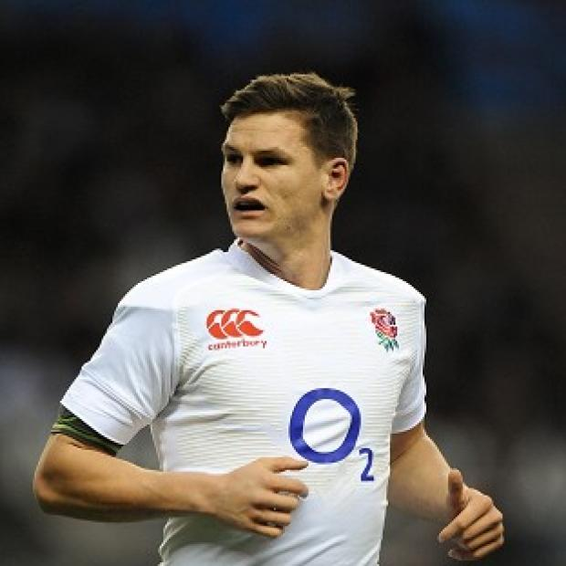 Hampshire Chronicle: Freddie Burns was impressed with what he saw from England