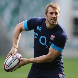 Chris Robshaw is concerned with results over performances