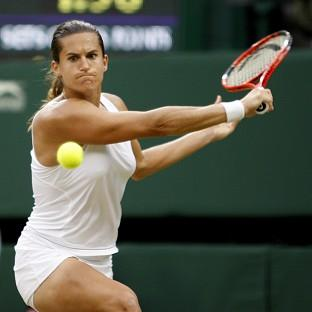 Amelie Mauresmo, pictured, will work wi
