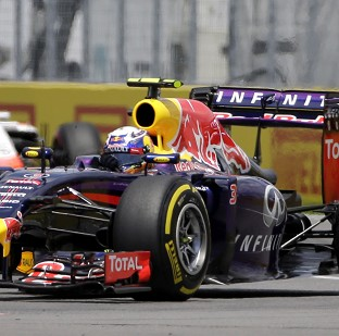 Ricciardo claims first win