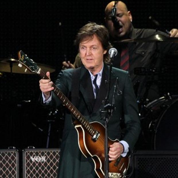 Hampshire Chronicle: Sir Paul McCartney has postponed some US tour dates