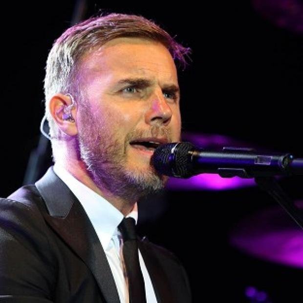 Hampshire Chronicle: Gary Barlow is thought to have been left off the guest list for David Cameron's celebrity party
