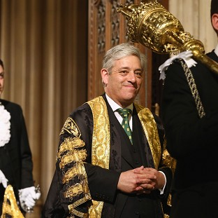 Commons Speaker John Bercow says voters should be allowed to cast their ballots electronically