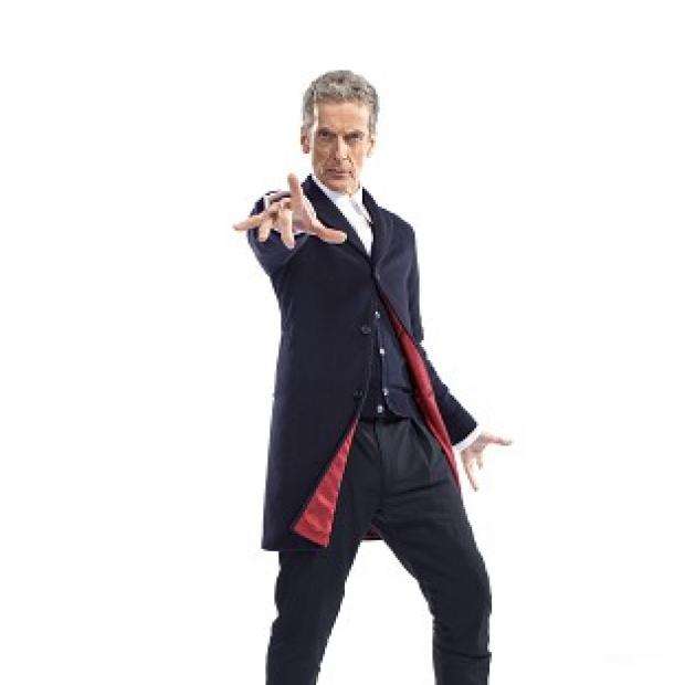 Hampshire Chronicle: Peter Capaldi is the new star of Doctor Who