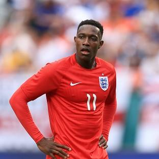 Danny Welbeck is an injury worry for England