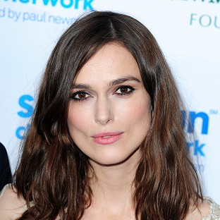 Keira Knightley limits her spending