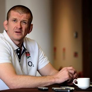 Graham Rowntree has challenged England to match the All Bla