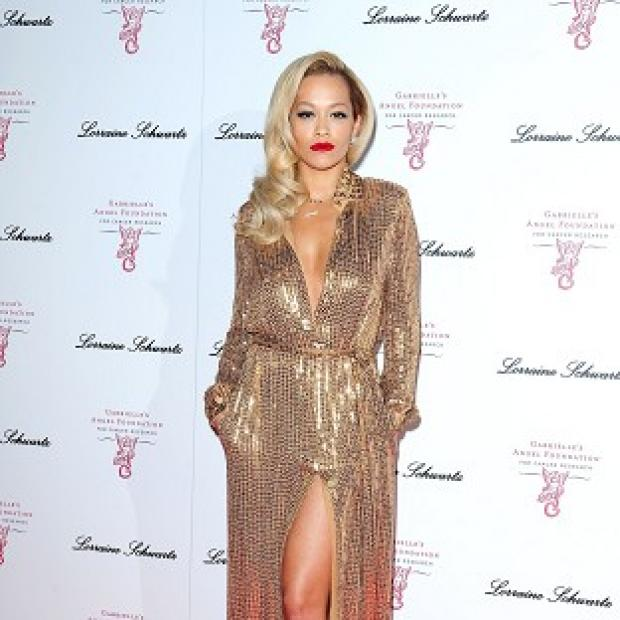 Hampshire Chronicle: Rita Ora said she had an 'incredible time' with her ex Calvin Harris
