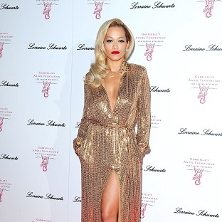 Rita Ora said she had an 'incredible time' with her ex Calvin Harris