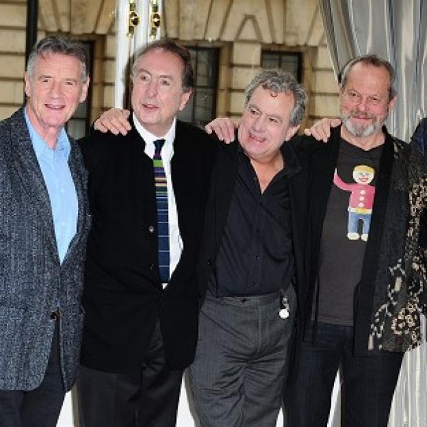 Hampshire Chronicle: Michael Palin, Eric Idle, Terry Jones, Terry Gilliam and John Cleese will perform their last ever show together on July 20