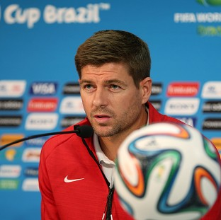 Steven Gerrard will make no excuses if England fail to beat Italy