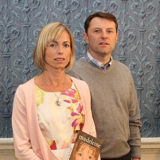 Hampshire Chronicle: Kate and Gerry McCann were due to give statements in a Portuguese court about accusations in a former police chief's book