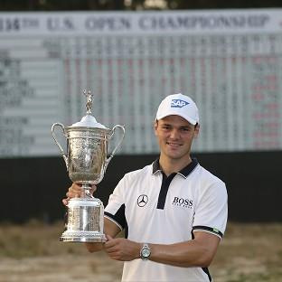 Martin Kaymer is targeting more silverware after winning at Pinehurst (AP)