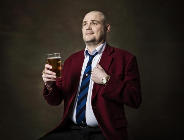 COMIC CAPERS: Comedian Al Murray brings show to Parr Hall