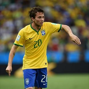 Bernard thinks Brazil need to show more confidence