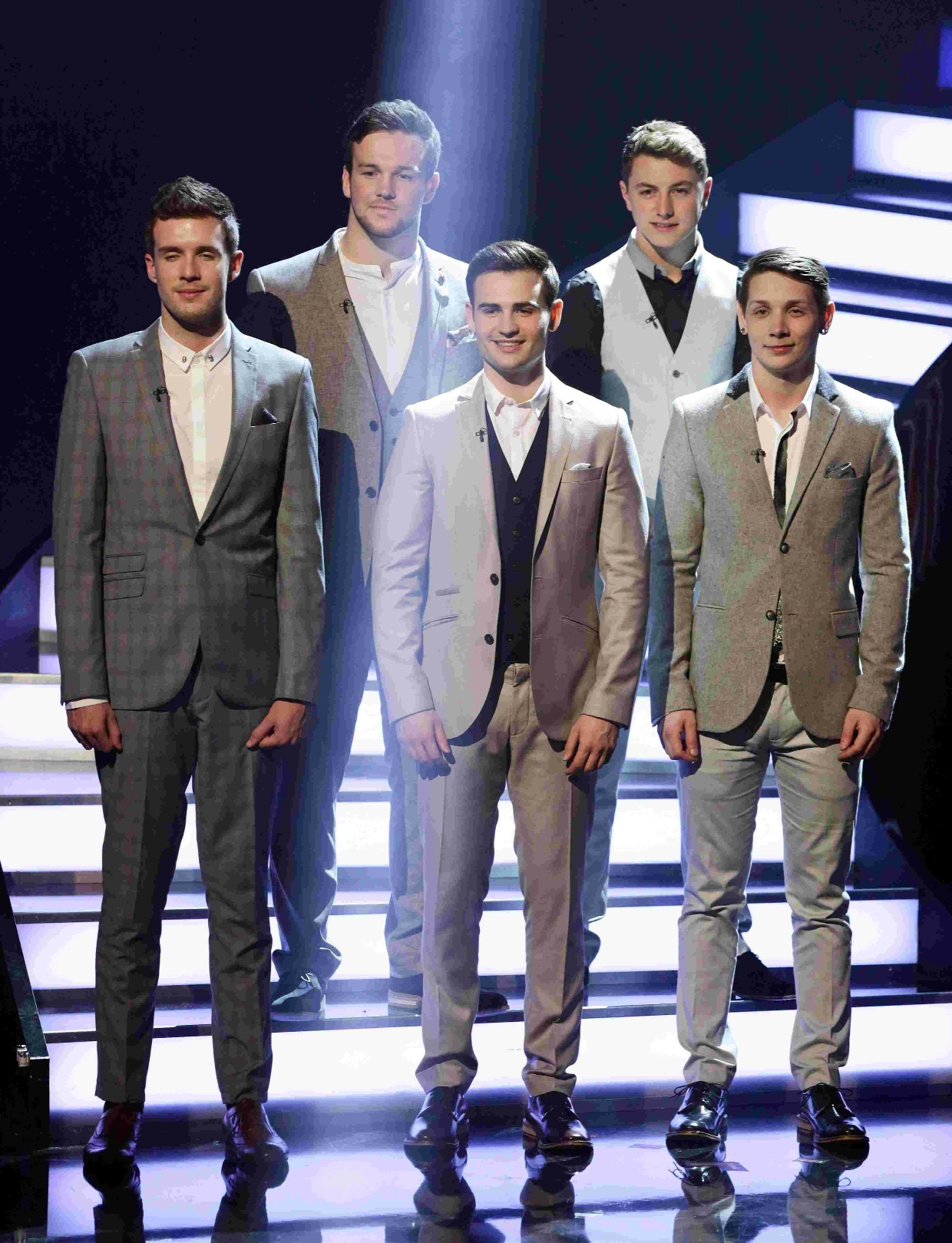 BGT 2014 winners Collabro