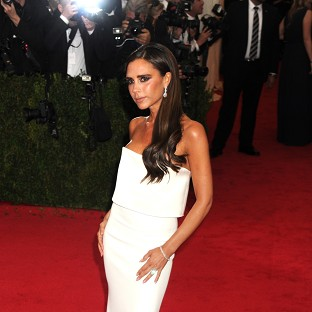 Victoria Beckham says likes to poke fun at herself