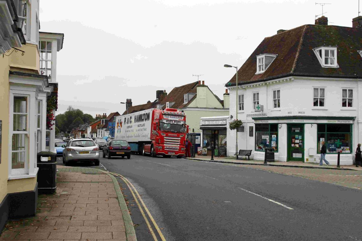 Busy Alresford needs someone to help organise its community events