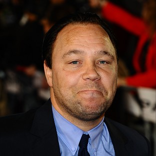 Stephen Graham is one of the stars of Hyena