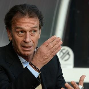 Leeds president Massimo Cellino, pictured, has appointed Dave Hockaday as the club's new head coach