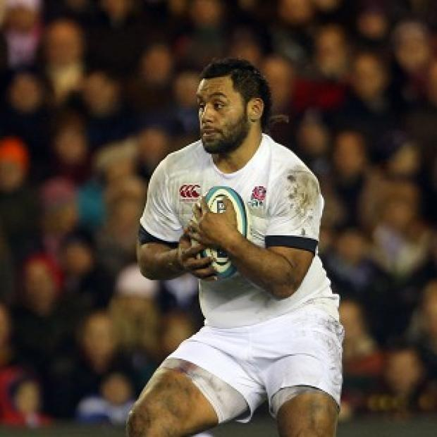 Hampshire Chronicle: Billy Vunipola vows to learn how to keep his emotions under control