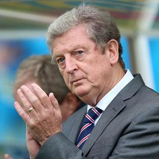 Roy Hodgson is determined to fight it out