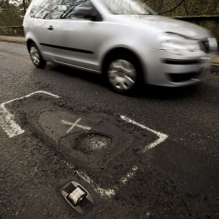 A multi-million pound fund is being set up to tackle potholes