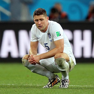 Gary Cahill has never felt worse during his career in football