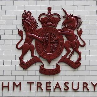 The Treasury coffers have been swollen by stamp duti
