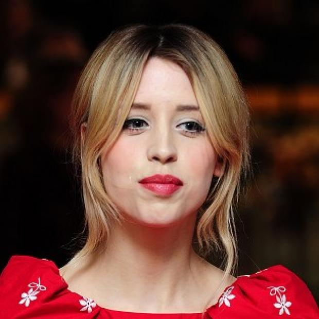 Hampshire Chronicle: Peaches Geldof described heroin as a 'bleak drug' in what is thought to have been her last interview