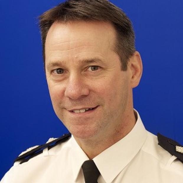 Hampshire Chronicle: Mark Gilmore, chief constable of West Yorkshire Police, has been suspended