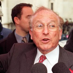 Lord Greville Janner's office was searched