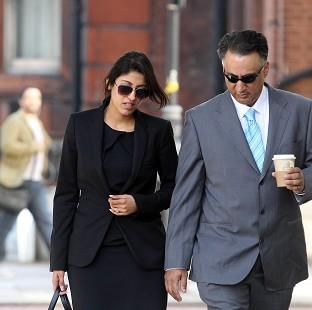 Hampshire Chronicle: Aisha Ali-Khan and Mohammed Afiz Khan will be sentenced next month