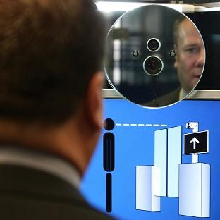Facial recognition software - similar to that in use by t