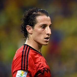 Andres Guardado scored one of Mexico's three goals