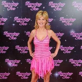 Anthea Turner has spoken about her split from Grant Bovey