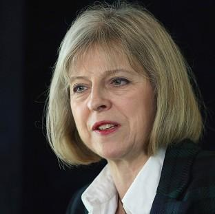 Hampshire Chronicle: Theresa May said an increasing amount of technology was making it more difficult for the state to protect the public