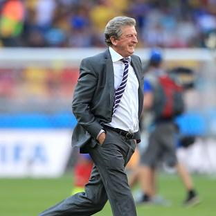 Roy Hodgson paid tribute to England supporters