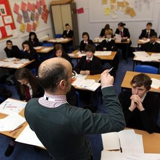 Classroom discipline is said to be better in private schools