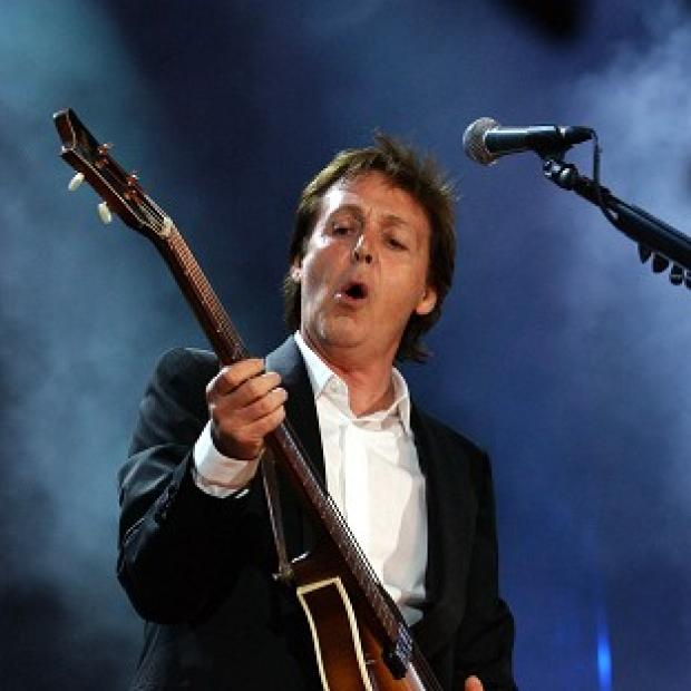 Hampshire Chronicle: Sir Paul McCartney says he is feeling great despite his recent health issues