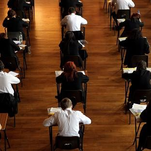 Not enough pupils take science or maths past the age of 16, the Royal Society has said