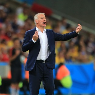Didier Deschamps was satisfied after France finished top of their group