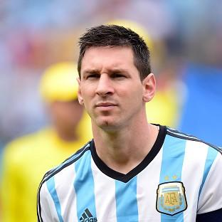 Lionel Messi felt Argentina were 'more threatening' against Nigeria